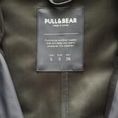 Куртка плащ pull &bear