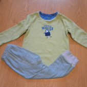 Пижама Rebel кофта флисовая,штаны х\б состояние очень хорошее