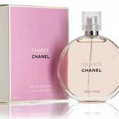 Нежный и изысканный Chance Chanel eau Vive. Оригинал, новый. 3 ml пробник