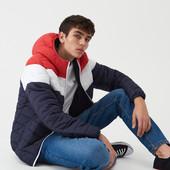 мужская стеганая куртка от Sinsay