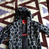 Зимняя куртка reima 122-128