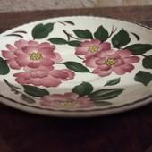 Не пропустіть!!! Декоративна тарілка ручного розпису Англія