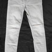 Серые стрейчевые джинсы скини,Next,12p(L)
