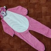 Флисовый кигуруми - подушка.