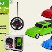 Машина на радиоуправлении CV8818-44D в коробке 31*9,5*26см