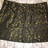 Мини юбка р.22 в отличном состоянии