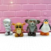 игрушки 4шт
