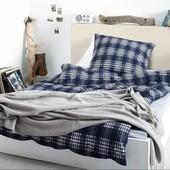 Качественное, практичное постельное бельё от Tcm Tchibo, Германия! 160*210, н-100*65 см