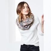 ☘ Чудова шаль-снуд для створення стильного образу отTchibo (Німеччина), розмір універсальний
