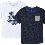 Lupilu набор ярких котоновых футболок р.86/92
