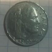 Монета Италии 20 ченьезиио 1941