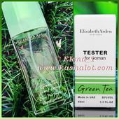 Elizabeth Arden Green Tea - прохладный, свежий, кристально чистый аромат.