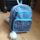 Стильный женский рюкзак.