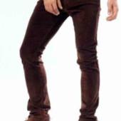 Вельветовые джинсы.Мой пролет