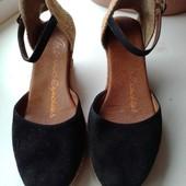 Классные туфельки,р.38,стелька-24 см ,смотрите замеры и описание