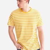 Хлопковая полосатая футболка C&A, р. XL