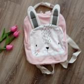 Новый рюкзак Banny! Наш пролет. Хлопок, натуральные материалы