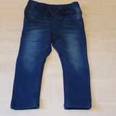 Прикольні джинси, розмір 92, бренд lupilu Геpманія