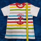 Комплект (шорты+футболка) на мальчика 2-4 года