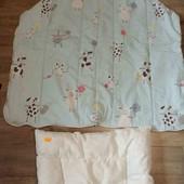 одеяло конверт и подушка