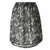 Красивая шифоновая юбка от тсм Чибо (Tchibo), Германия!