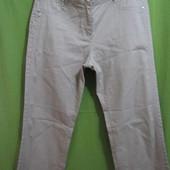 Новые брюки, хлопок, стрейч, размер 50-52 наш