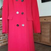 Шерстяное длинное пальто, чтобы встретить весну)