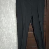 Фирменные новые мужские брюки р.44S на пот-55,5-57, поб-66