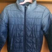 Куртка. весна, р. 9 лет 134 см, Pepperts!. состояние отличное