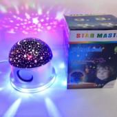 распродажа ночник проектор звездного неба с Bluetooth star master