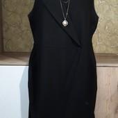 Собираем лоты!!! Стильное платье на пышную красу, размер 18(слепит вспышка)