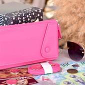 стильный кошелёк-клатч с ремешком, читаем описание) последний
