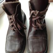 Классные ботиночки унисекс,р.37,стелька-23,5 см ,смотрите замеры и описание
