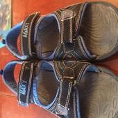 босоножки, сандали, размер 35 встелька 22.5 см, Agaxy. состояние отличное.