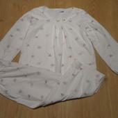 Пижама-домашний костюм на девочку,состояние очень хорошее