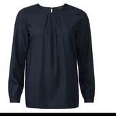 рубашка блуза в полоску 100% вискоза