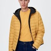 Куртка горчичная (осень,весна) размер xs(44/46)