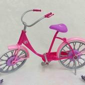 Велосипед для Барби Mattel