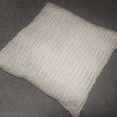 Декоративная подушка с наволочкой, 45х45 см.