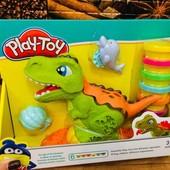 Классный набор для лепки. Могучий динозавр. Фото в живую