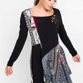 Симпатичная, фирменная, качественная блузка-туника. Пр-во Индия. р-р: 44/46. новая. описание