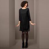 Праздничное платье с пайетками от ТСМ Tchibo размер евро 44 (укр 50)