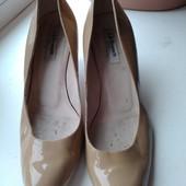 Классные женские туфельки,р.40,стелька-26,смотрите замеры и описание