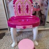 Туалетний столик + стільчик