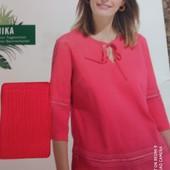 Esmara блузка, туника р.40 евро полномерная см.замеры