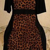 Красивое платье ткань масло стрейчевое