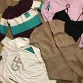 Пакет одягу на С-М