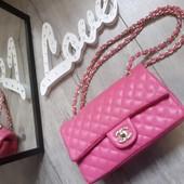 Крутая сумка Chanel Шанель 1:1 с оригиналом чит. опис