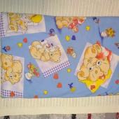 Детская подушка. До 3-х лет