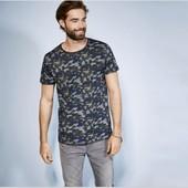 Livergy отличная котоновая футболка р.S